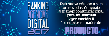 Ranking Agencias Digital 2017